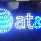 AT&T LED SIGN CELLPHONE MOBILE SHOP SIGN