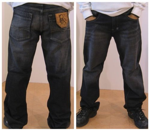 Mens High Quality Denim Jeans Size 32 - 42 BRAND NEW