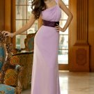Long purple bridesmaid/ evening/ formal/ wedding guest dresses AD4068