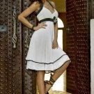 Short bridesmaid/ cocktail/ formal/ wedding guest dresses AD4060