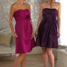 Short bridesmaid/ formal/ wedding guest dresses AD3014