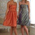 Short bridesmaid/ formal/ wedding guest dresses AD2997