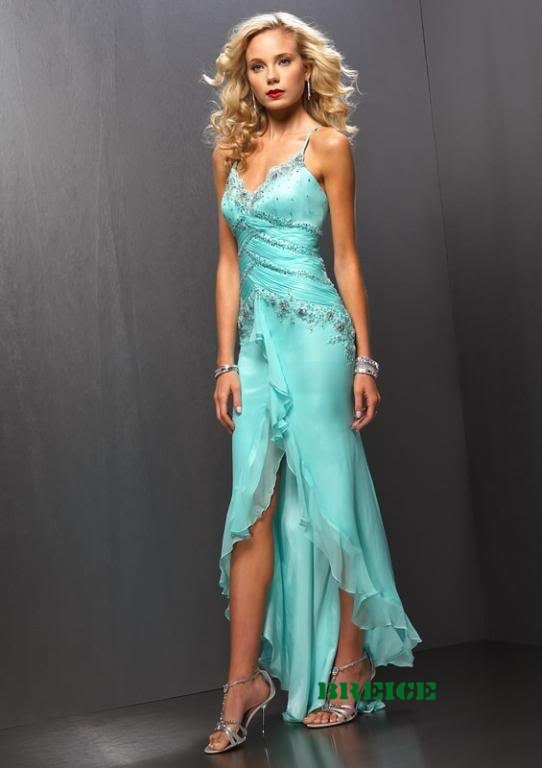 Long Evening Dresses Prom Formal Gowns 06