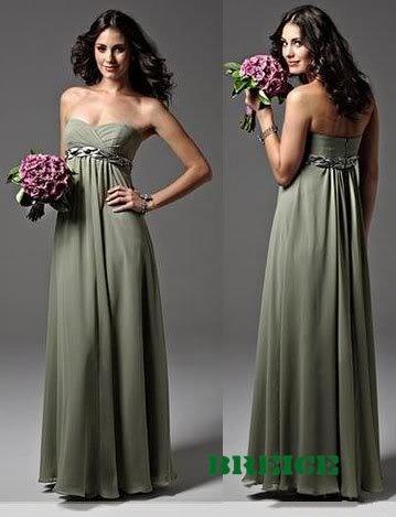 Elegant Long Evening Dresses Prom Formal Gowns 12