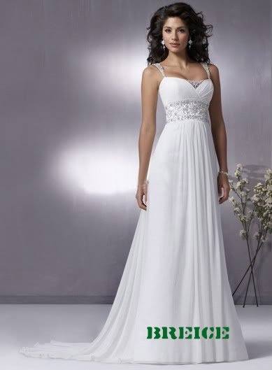 Elegant Wedding Dress Bridal Gowns 21