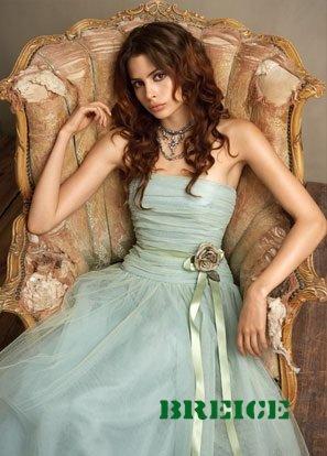 Elegant A-Line Wedding Dress Bridal Gowns 29