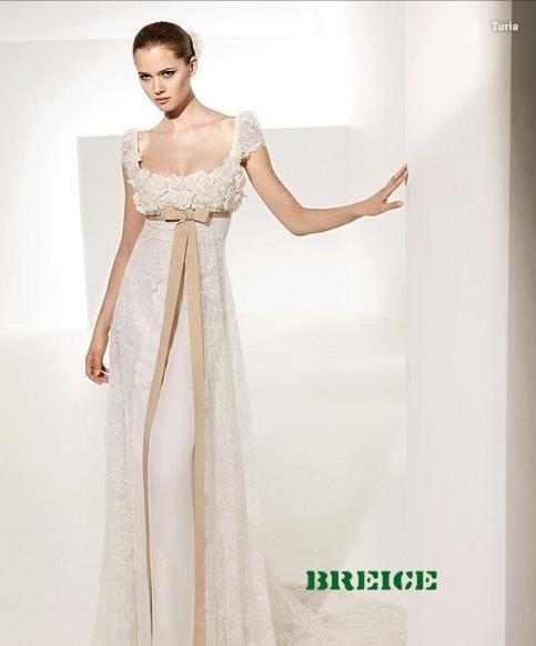 Elegant A-Line Wedding Dress Bridal Gowns 32