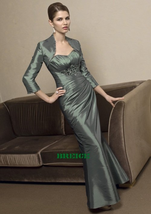 Custom Made Mother of The Bride Dresses Wedding Guest Dress M006