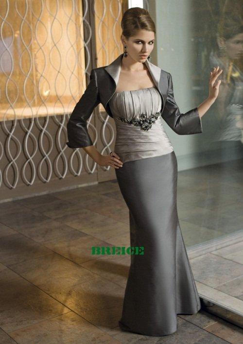 Custom Made Mother of The Bride Dresses Wedding Guest Dress M015