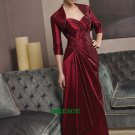 Custom Made Mother of The Bride Dresses Wedding Guest Dress M016