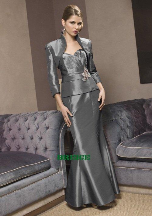 Custom Made Mother of The Bride Dresses Wedding Guest Dress M017