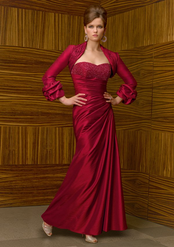 Custom Made Mother of The Bride Dresses Wedding Guest Dress M023
