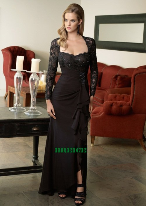Custom Made Mother of The Bride Dresses Wedding Guest Dress M028