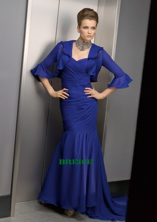 Custom Made Mother of The Bride Dresses Wedding Guest Dress M033