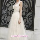 A-Line Elegant Sweetheart Long Evening Dresses Prom Party Formal Bridal GownsP027
