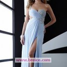 Sexy Sheath/Column Long Evening Dresses Prom Party Formal Bridal Gowns P049