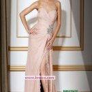 Pink Long Elegant Evening Dresses Prom Party Formal Gowns J17