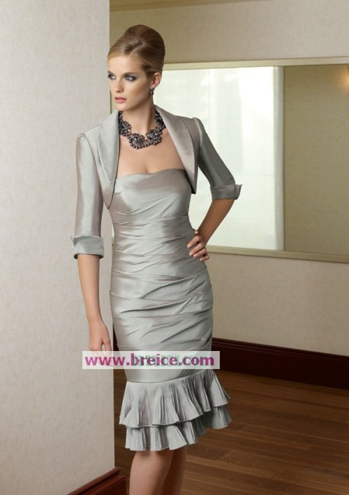 Custom Made Mother of The Bride Dresses Wedding Guest Dress M035