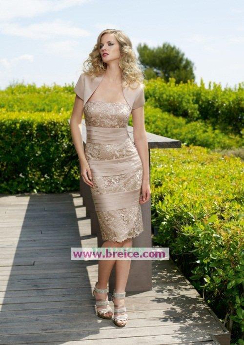 Custom Made Mother of The Bride Dresses Wedding Guest Dress M020