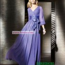 Purple Long Evening Dresses Prom Formal Gowns 10