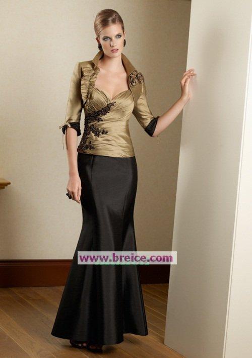Custom Made Mother of The Bride Dresses Wedding Guest Dress M025