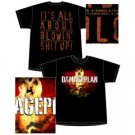 Damage Plan It's All About Blowin' Shit Up! T-shirt