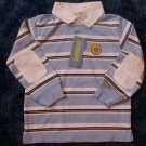 NWT Gymboree Saling Club Long Sleeve Shirt Size 2T