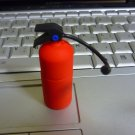 4GB CUTE RED EXTINGUISHER Flash Memory Stick Thumb Drive