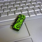 4GB COOL TRIBAL GREEN Flash Memory Stick Thumb Drive