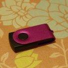 4GB MINI PINK SWIVEL Flash Memory Stick Thumb Drive