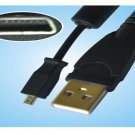 Kodak U-8 Z / ZD Series Z1012 IS Z1085 IS Z1275 Z1285 Z612 Z650 Z700 Z710 Z712IS Z730 Z740 USB Cable