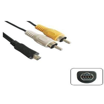 Toshiba PDR-M70 PDR-M71 PDR-M81 PDR-3300 PDR-3330 PDR-4300 AV Cable