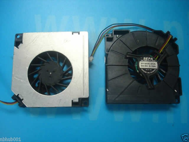 Asus A6VM Laptop CPU Cooling Fan HY60A-05A