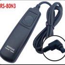 Canon RS-80N3 Remote Shutter Release for Canon 1D 1DS EOS5D 50D 40D 30D 20D 10D