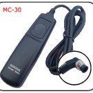 MC-30 Remote Shutter Release for D200 D1H D1X D1 D2 D2X D100 F5 F100 F90 F90X Fuji S3 Kodak DSC-14H