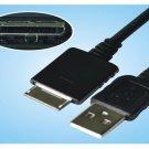 Sony NWZ-S615F NWZ-S616F NWZ-S618F NWZ-S636F NWZ-S638F NWZ-S639F NWZ-S710F NWZ-S716F MP3 USB Cable