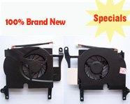 HP Pavilion DV1000 DV1100 DV1200 DV1400 DV1500 Laptop CPU Cooling Fan