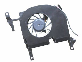 HP Pavilion ZE2000 Series Laptop CPU Cooling Fan