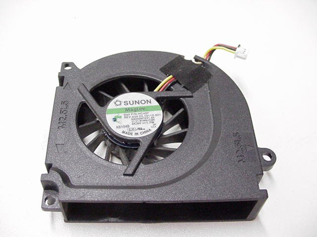 Dell Inspiron 630m 640m E1405 HC437 XPS M140 Laptop CPU Cooling Fan