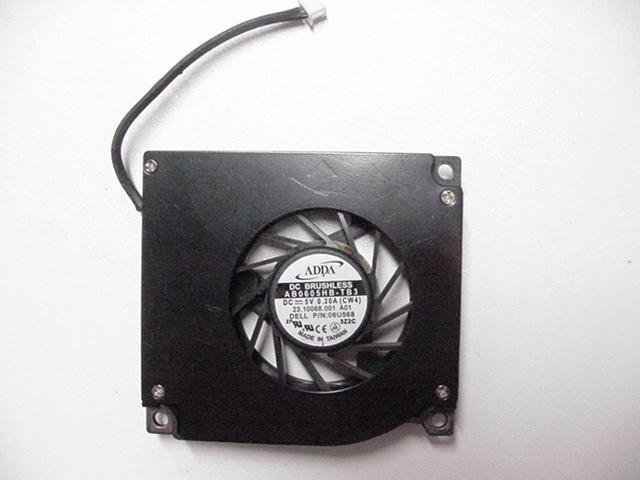 Dell Latitude D400 6U568 Laptop CPU Cooling Fan