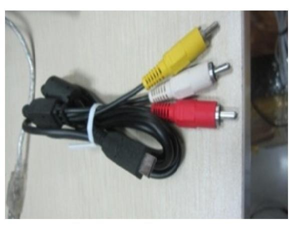 Panasonic Lumix DMC-TS1 DMC-TS1D DMC-TS1G DMC-TS1S DMC-FT1 digital camera AV Cable