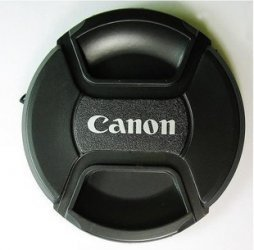 Canon 52mm Lens Cap with cord