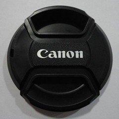 Canon 58mm Lens Cap for Canon EOS Series