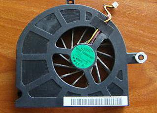 Toshiba Qosmio X300 Series Laptop CPU Cooling Fan