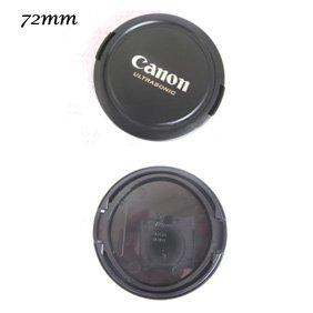 Canon 72mm lens cap E-72U