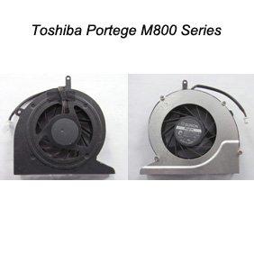 Toshiba Portege M800 series Laptop CPU Cooling Fan
