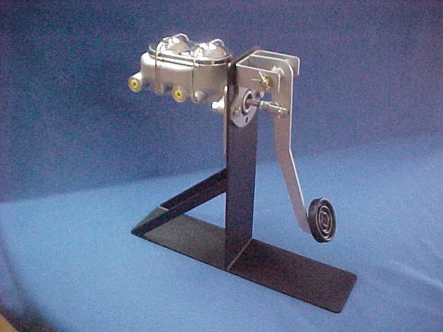 Single Pedal Assembly