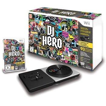 ACTIVISION DJ HERO COMPLETE BUNDLE