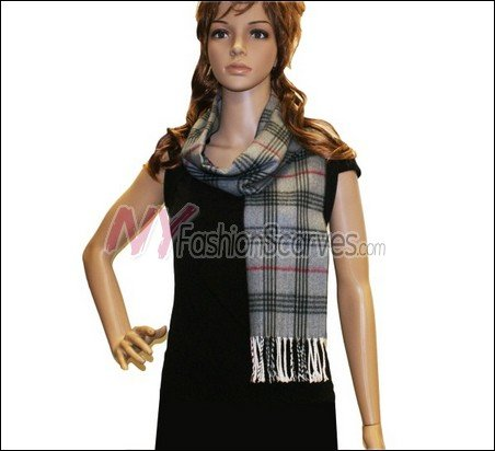 Classic Cashmere Feel Scarf <br>NY50-04