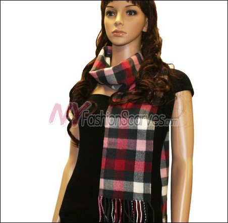 Square Cashmere Feel  Scarf <br>NY7-09